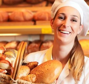 Bewerbung als Bäcker