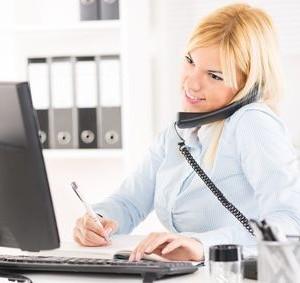 Bewerbung als Sekretärin