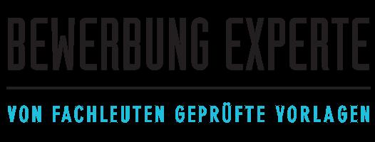 Bewerbung Experte Logo