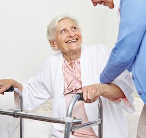 Bewerbung als Altenpflegehelferin