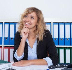 Bewerbung als Bürokauffrau